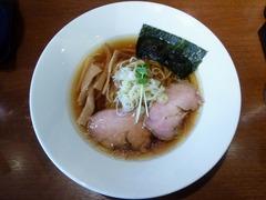 武壱_醤油そば_201701