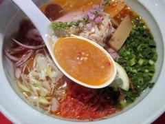 さかい_冷製海老蟹平打ち麺(スープ)_202107