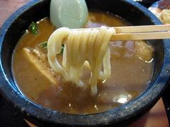 竹本商店(札幌石山店)_伊勢海老つけ麺(麺)_201205