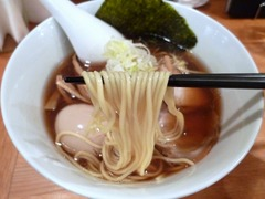 閃_醤油中華そば(麺)_2014