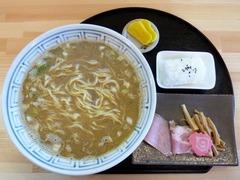 風来堂_旭川煮干し中華そば旭煮干し_201707