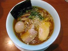 麺や維新_味玉醤油らぁ麺_201207