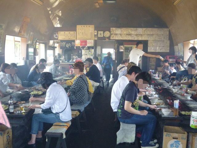 東千歳バーベキュー」@千歳市 : kitのラーメン食べ歩記@札幌