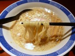 竹馬_背脂中華そば(麺)_201701