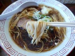 おお田_たまり醤油ラーメン(麺)_201708