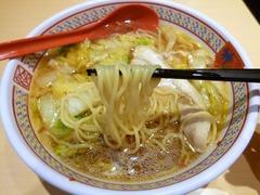 神座(関西国際空港店)_おいしいラーメン(麺)_201812