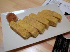 GYOZA BAR(都通り店)_玉子焼き_201612