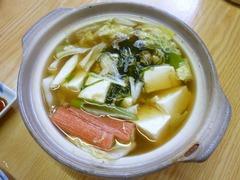 第三モッキリセンター_つぶ鍋_201607