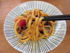 GEICO_台湾風冷やし肉味噌まぜそば(麺)_202107