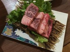 けむり_和牛上カルビ_201709