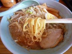 福来軒_味噌ラーメン(麺)_201709