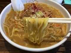 ファミリー食堂_ホルモンラーメン味噌(麺)_201612
