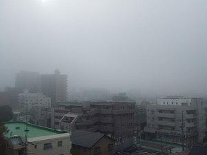 霧の戸田市(その2)