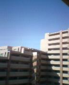 戸田市の青空