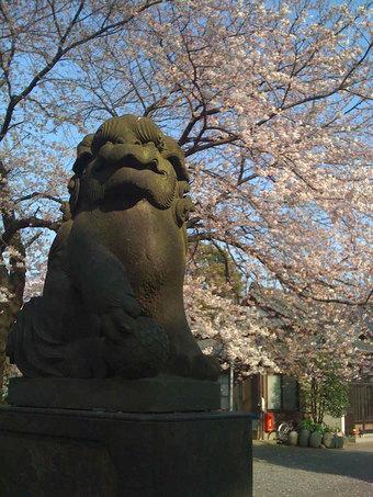 上戸田氷川神社