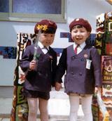 幼稚園卒園