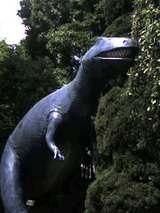 戸田市こどもの国の恐竜