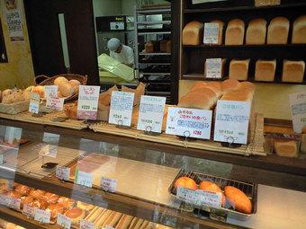 天然酵母パンの店ボヌール(戸田市本町5丁目)