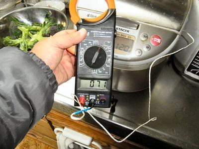 炊飯器の保温温度
