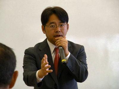 上野賢一郎滋賀県知事選挙立候補予定者
