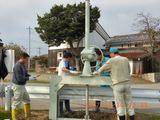 水路施設の補修1