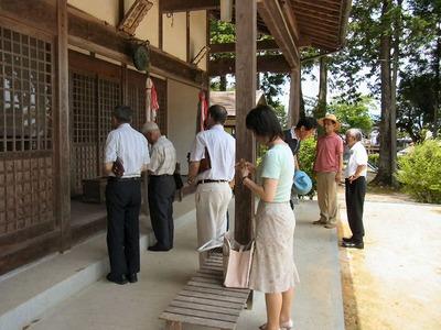 長谷寺薬師堂