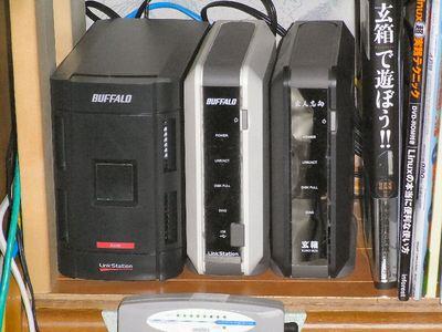 ファイルサーバー