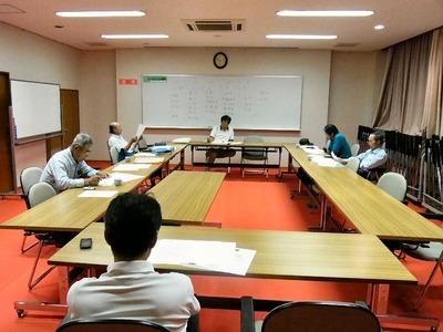 水田漏水対策関係者会議