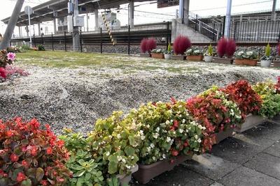 近江鉄道の空き地