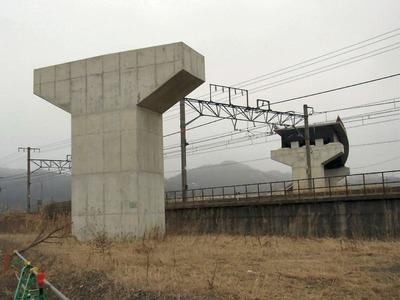 JR跨線橋
