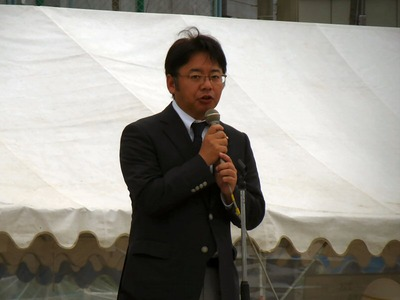 上野賢一郎政務官