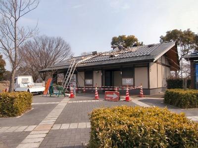 道の駅近江母の郷のトイレ