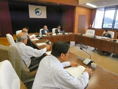庁舎建設に関する特別委員会