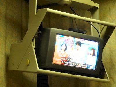 病院のテレビ