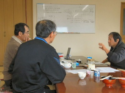 農業組織等検討委員会の調査活動