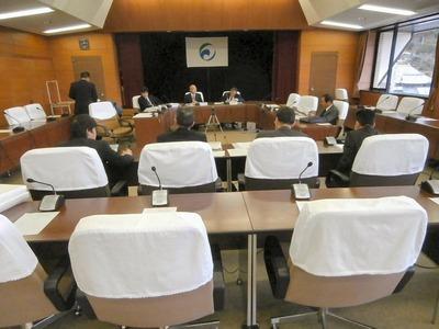 産業建設常任委員会委員会協議会