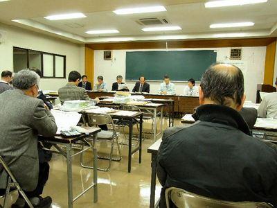 農業組合長会議