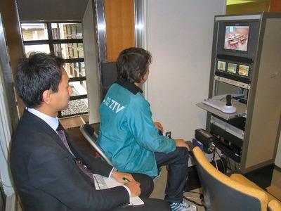 ケーブルテレビの中継や録画
