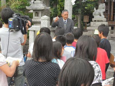 北村進さん(86歳)