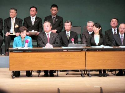 西田副市長