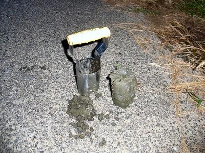 土壌採取器