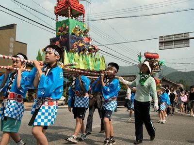 ほたるっ子パレード2