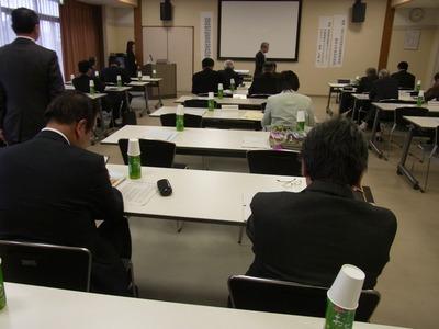 滋賀県都市監査委員会委員研修会