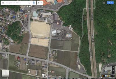 双中周辺地図google