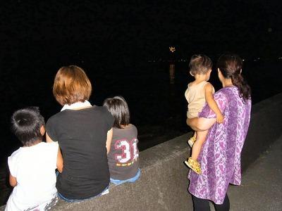 長浜の花火