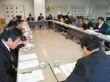 甲賀市東部学校給食センター視察