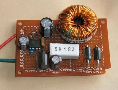 パルス充電器