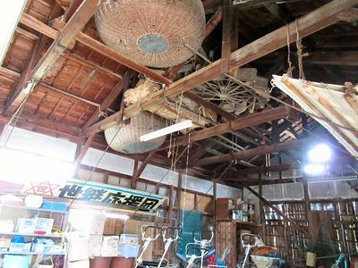 農業組合倉庫