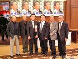 藤井勇治代議士と仲間たち