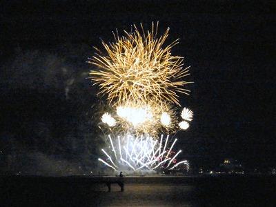長浜の花火2